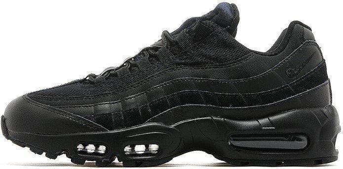 """Женские кроссовки Nike Air Max 95 """"Black"""" (в стиле Найк Аир Макс)"""