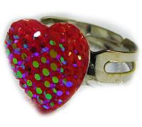 Кольцо Сердце (SKD-0866)