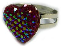 Кольцо Сердце (SKD-0867)