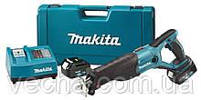 Makita пила сабельная BJR181RFE (подсветка, регул. скорости)