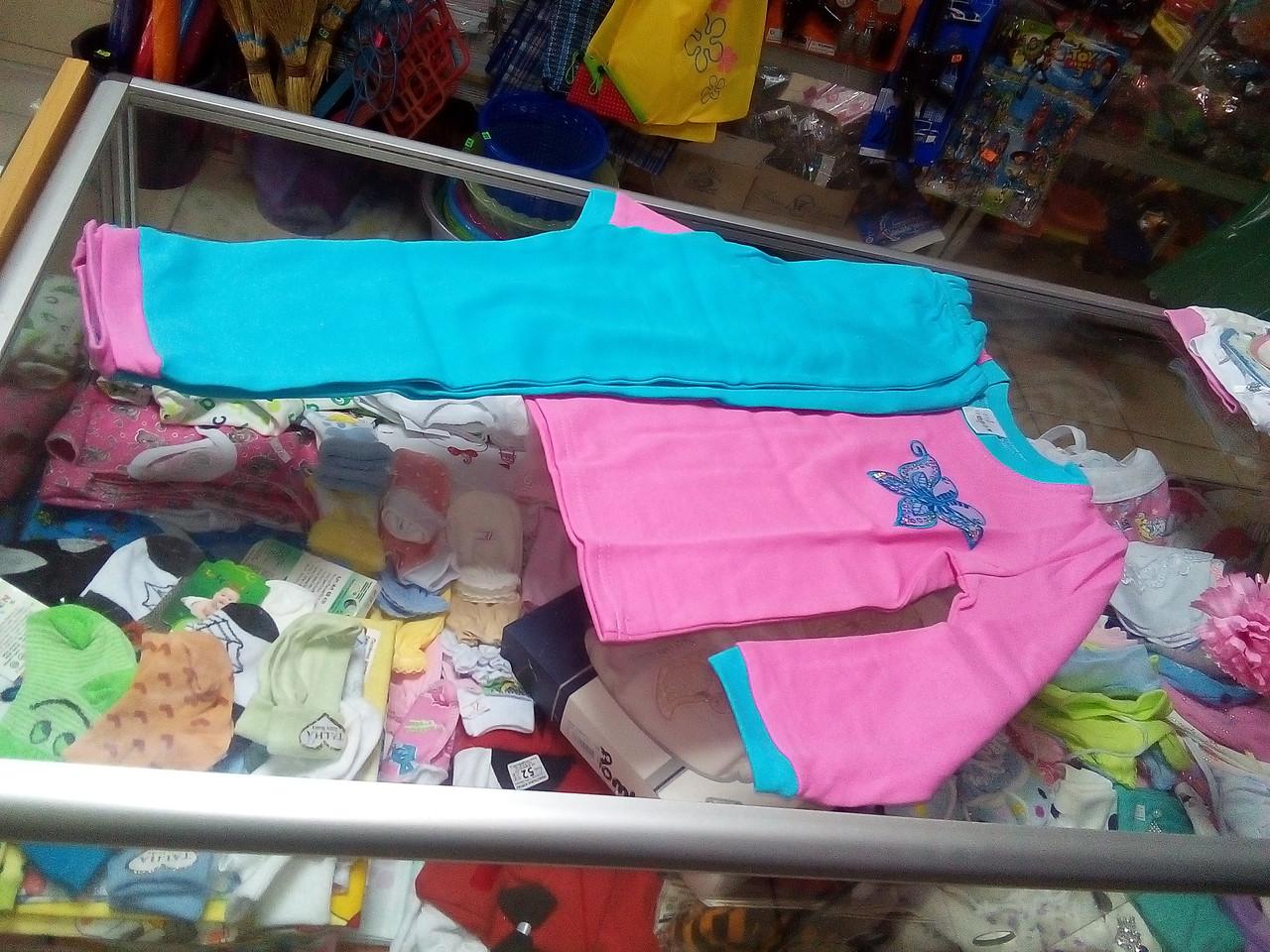 Пижама для девочки Интерлок р.116- 128