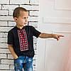 Вышиванки трикотаж для мальчика, фото 3