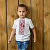 Вышивка на футболках для мальчика, фото 2