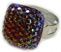 Кольцо Квадрат (SKD-0878)