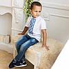 Футболка вышиванка для мальчика, фото 2