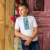Детская футболка с вышивкой, фото 4