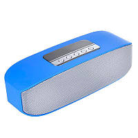 Музыкальная bluetooth колонка Optima MK-7 Blue