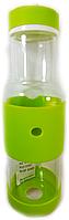 Бутылка питьевая BGB-0111 350 мл Зеленая (SKD-0891)