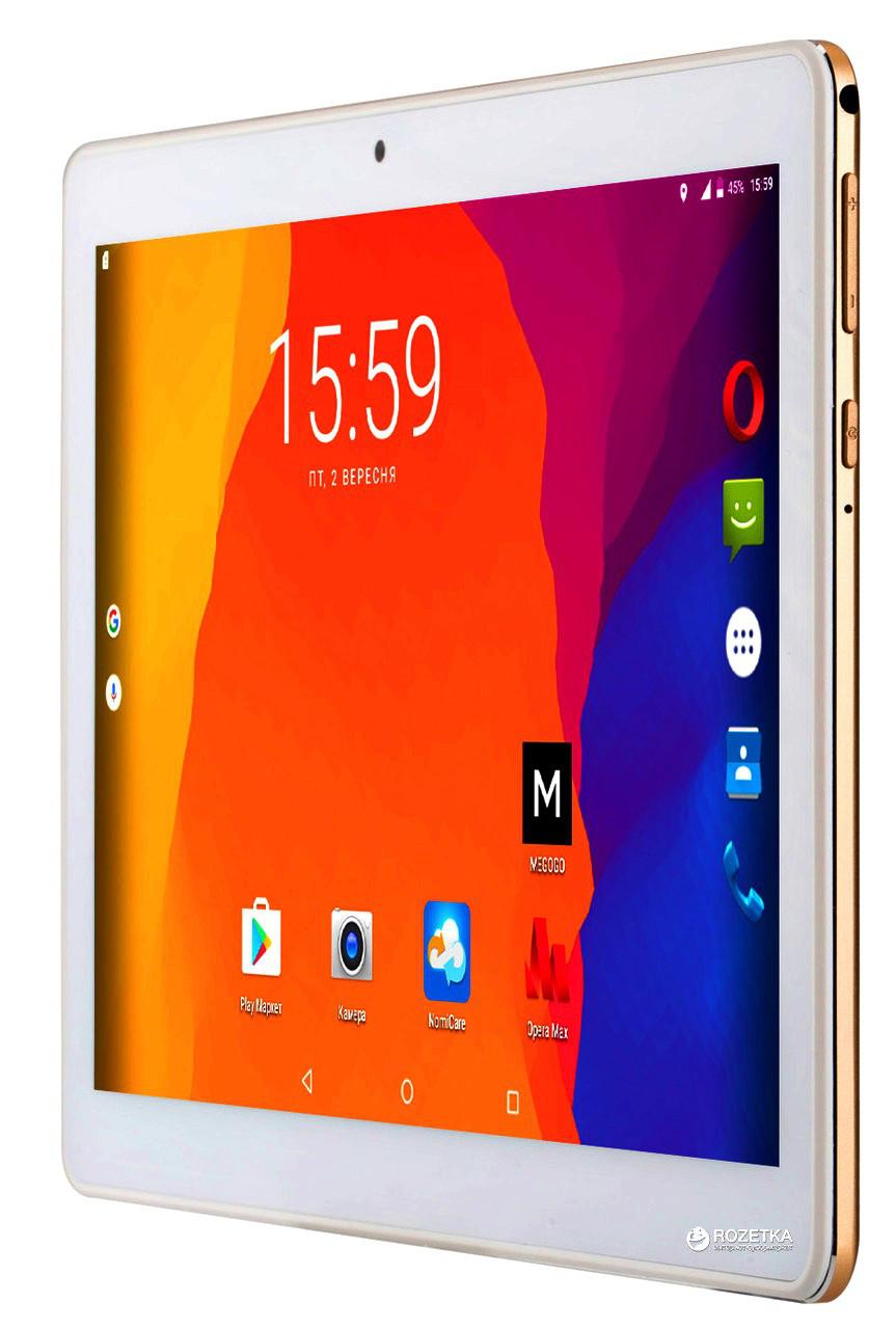 Планшет Nomi C10105 2/16 Gb Gold 2 SIM