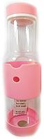 Бутылка питьевая BGB-0111 350 мл Розовая (SKD-0892)