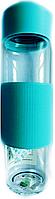 Бутылка питьевая SZ-3120 400 мл Голубая (SKD-0898)