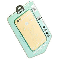 Remax Crystal Series for iPhone 6/6s Plus Butterfly (2-071)