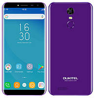 Смартфон Oukitel C8 (purple) оригинал - гарантия!
