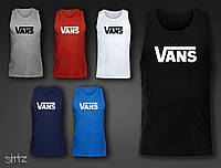 Модная летняя майка Vans Vest