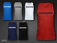Стильная летняя майка Converse Vest