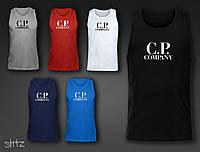 Классная летняя майка C.P. Company Vest