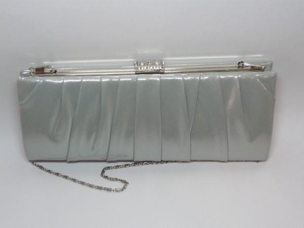 523c9340b8ef Сумка-клатч, кожзам, серебристый, стразы 31_3_1a2 купить в интернет ...