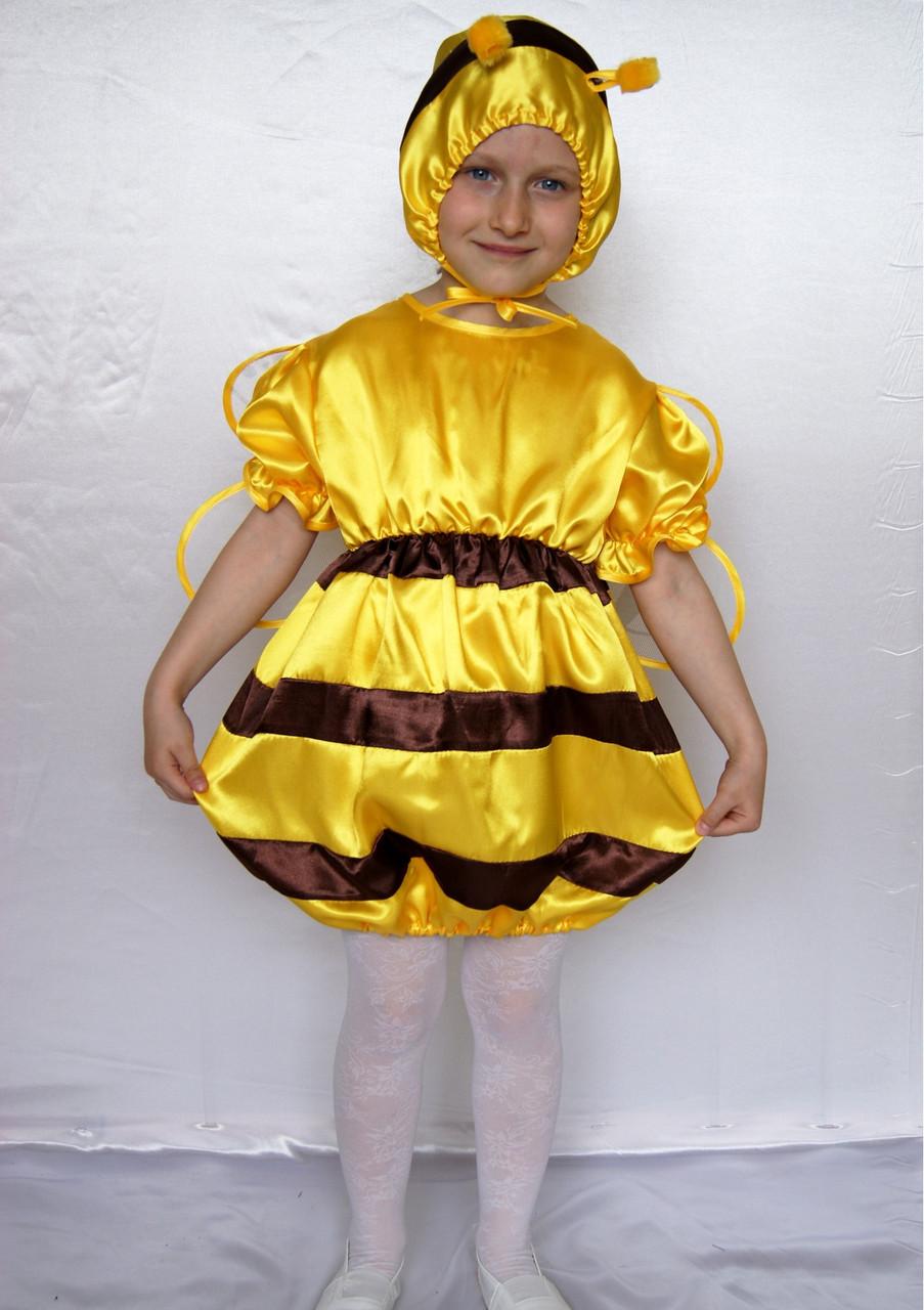 Маскарадный костюм Пчелки для девочки 3-6 лет