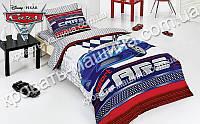 Постельное белье Sport Cars полуторный, фото 1