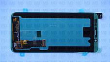 Дисплей с сенсором Samsung А600 Galaxy А6 2018 чёрный/black, GH97-21897A, фото 3