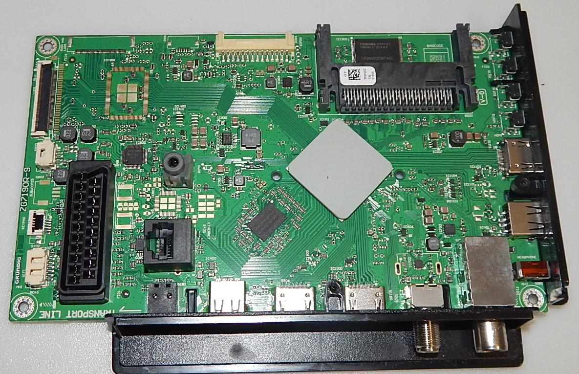 Материнская плата ZG7190R-9 к телевизору GRUNDIG 40 GFB 6650