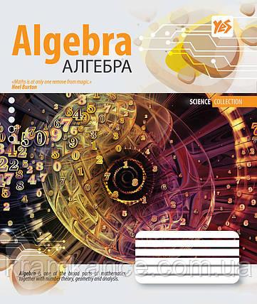 Тетрадь предметная (комплект 7  шт) 48 листов YES (Infinity), фото 2