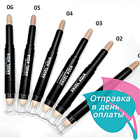 Консилер-стик + спонж для растушевки MAC Angel Aqua