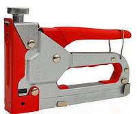 Механический скобозабивной пистолет 11.3 х 0,70 х 4-14 мм Intertool RT-0102
