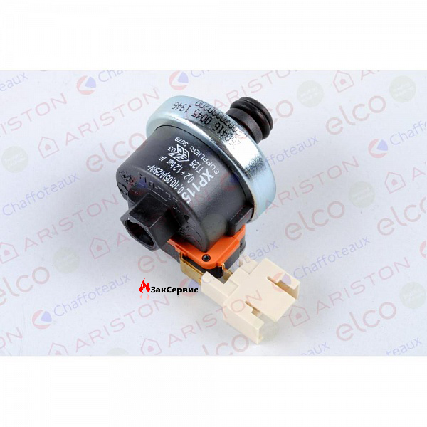 Реле давления на газовый котел Ariston CARES X, CLAS X, HS 65115792