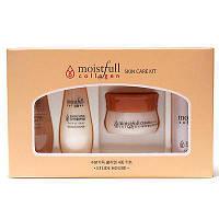 Мини-набор Etude House Moistfull Collagen Skin Care Kit 4 единицы