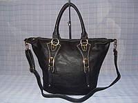 Женская сумка новая модель Feibo FS5033 черная, фото 1