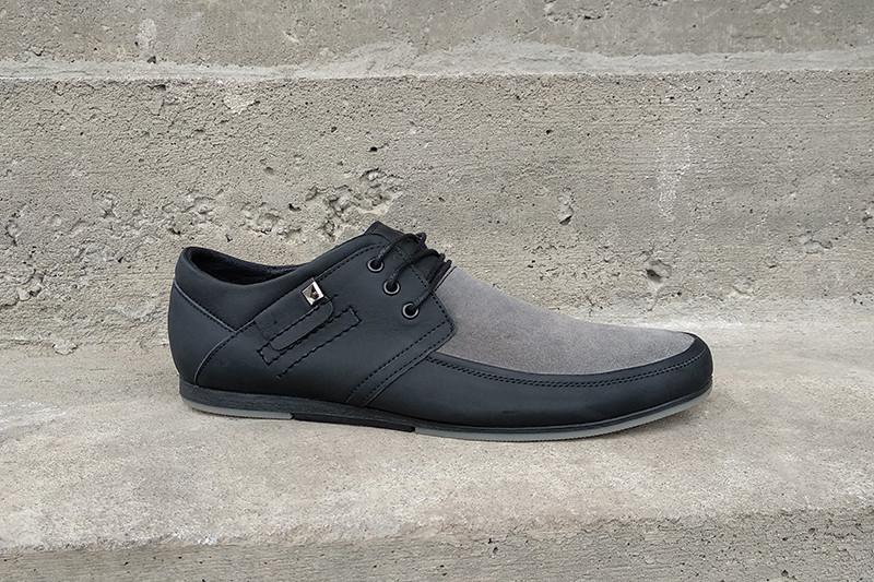 Присутній дефект - різниця відтінків. Стильне комбіноване взуття Affinity - 42 розмір
