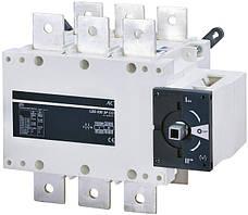 Переключатели нагрузки LBS CO, переключатели нагрузки с мотор-приводом MLBS CO