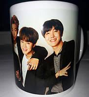 Чашки  BTS
