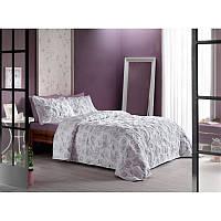 Покрывало Tac Comfort - Monet lila v01 лиловый 245*250