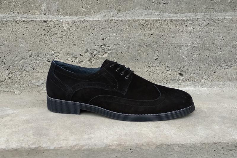 Стильні замшеві туфлі - броги, ось що Вам потрібно!
