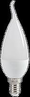 Лампа светодиодная ECO CB35 свеча на ветру 5Вт 230В 3000К E14 IEK