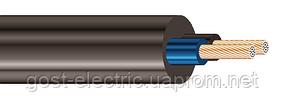 КГ 2x1,5 Кабель силовой гибкий с медными жилами с резиновой изоляцией в резиновой оболочке