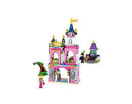 Конструктор Замок для Спящей Красавицы, серия Принцессы