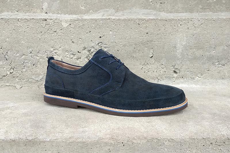 Мужская замшевая обувь Kadar
