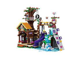 Конструктор Будинок на дереві, серія Нові друзі