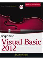 Bryan Newsome Beginning Visual Basic 2012