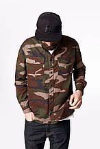 Рубашка мужская  FF Military камуфляж