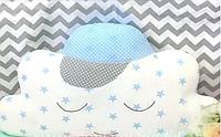 Большая подушка Облако - для мальчика.