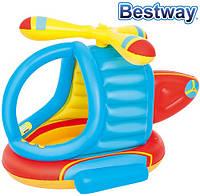 Игровой центр Bestway 52217 Вертолет c шариками