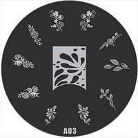 Диск для стемпинга серии А A03 BTW /51