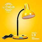Лампа настольная Loga Light L-06 Подсолнух, фото 2