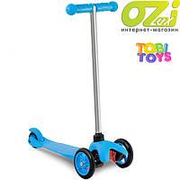 Трехколесный самокат Tobi Toys 2 в 1 DS08