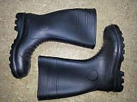 Сапоги шахтерские с металлическим носком ГОСТ