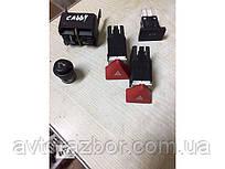 Кнопка аварійки кнопка ASR антипробусовочної системи Фольксваген Кадді Volkswagen Caddy 1.9 2.0